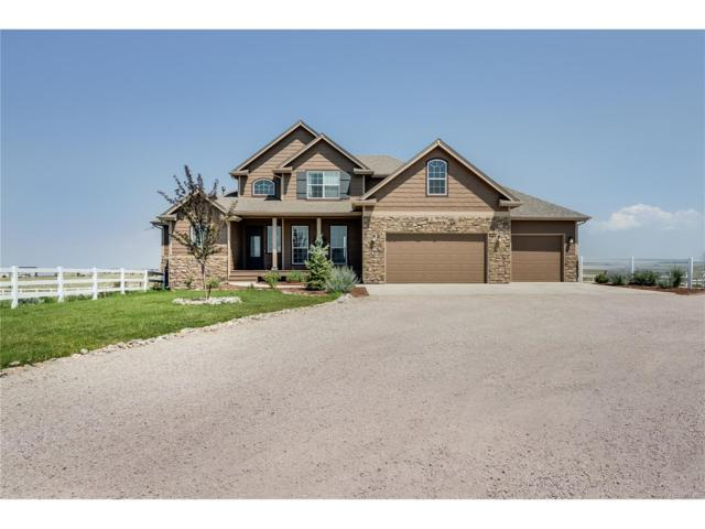37400 Wild Horse Trail, Elizabeth, CO 80107 (MLS #6292276) :: 8z Real Estate