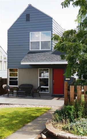 260 S Osceola Street, Denver, CO 80219 (#6292338) :: The Peak Properties Group