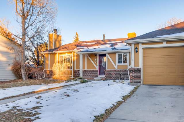 3734 S Pitkin Circle, Aurora, CO 80013 (#6292660) :: The Peak Properties Group