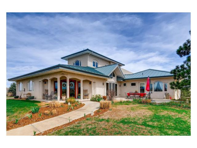 3250 Via Margarita, Castle Rock, CO 80109 (MLS #6292855) :: 8z Real Estate