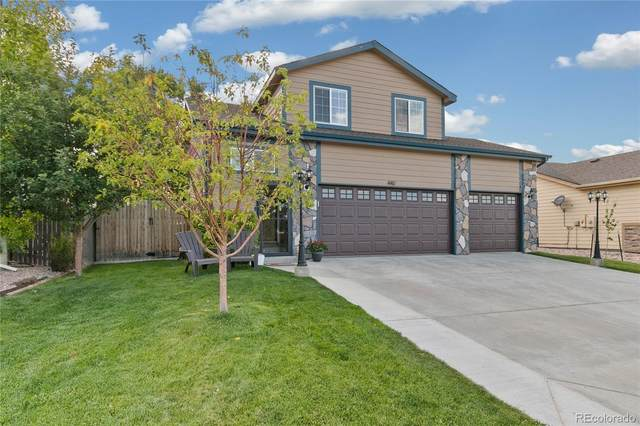 440 Frontier Lane, Johnstown, CO 80534 (MLS #6293692) :: Bliss Realty Group
