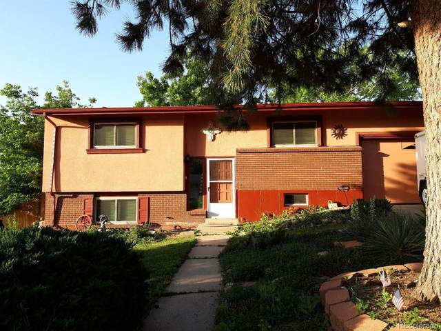 10936 W Ohio Drive, Lakewood, CO 80226 (#6293729) :: The Griffith Home Team