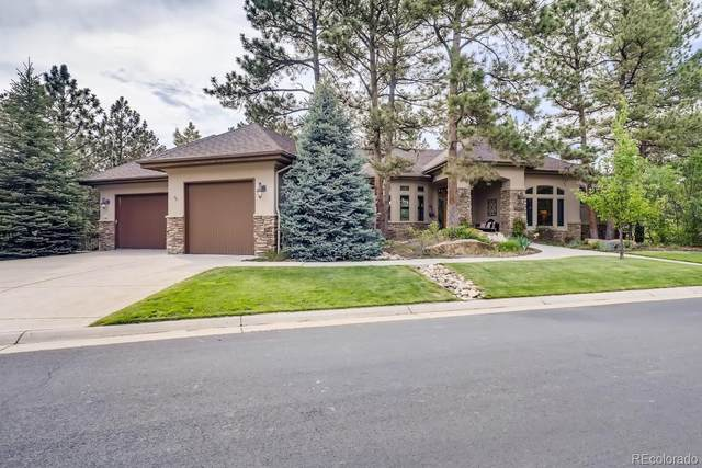 1277 Forest Trails Drive, Castle Pines, CO 80108 (#6293878) :: HomeSmart Realty Group