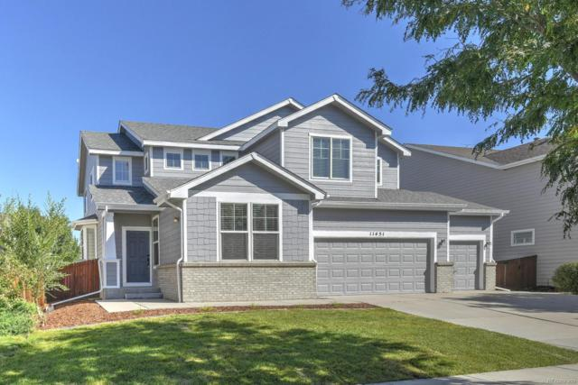 11451 E 118th Avenue, Commerce City, CO 80640 (#6294383) :: The DeGrood Team