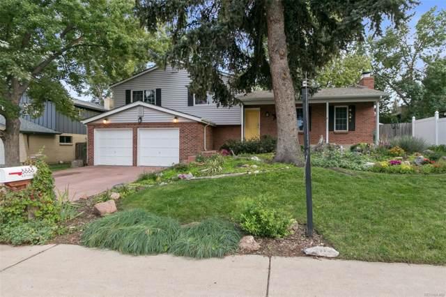 8888 W Woodard Drive, Lakewood, CO 80227 (MLS #6294832) :: 8z Real Estate