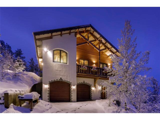100 Sander Road, Golden, CO 80403 (MLS #6294882) :: 8z Real Estate