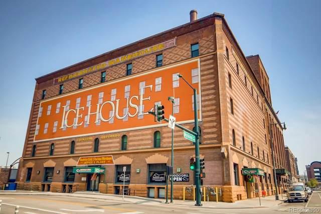 1801 Wynkoop Street #305, Denver, CO 80202 (#6294933) :: The Heyl Group at Keller Williams