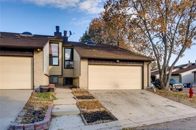 1194 S Newland Street, Lakewood, CO 80232 (#6294971) :: The HomeSmiths Team - Keller Williams