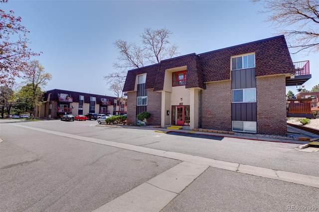 7755 E Quincy Avenue D1-208, Denver, CO 80237 (#6295317) :: milehimodern