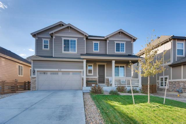 612 Dawn Avenue, Erie, CO 80516 (#6295555) :: The City and Mountains Group