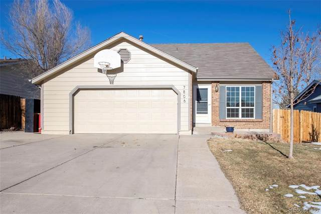 7806 Club Crest Drive, Arvada, CO 80005 (#6295581) :: The DeGrood Team