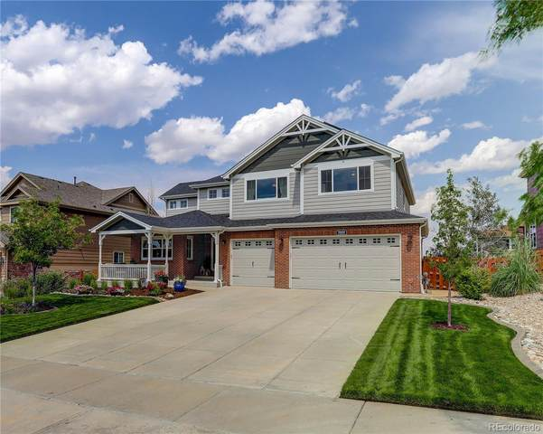 26604 E Caley Drive, Aurora, CO 80016 (#6295631) :: The DeGrood Team