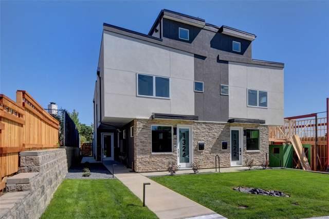 1324 Knox Court, Denver, CO 80204 (MLS #6295685) :: 8z Real Estate