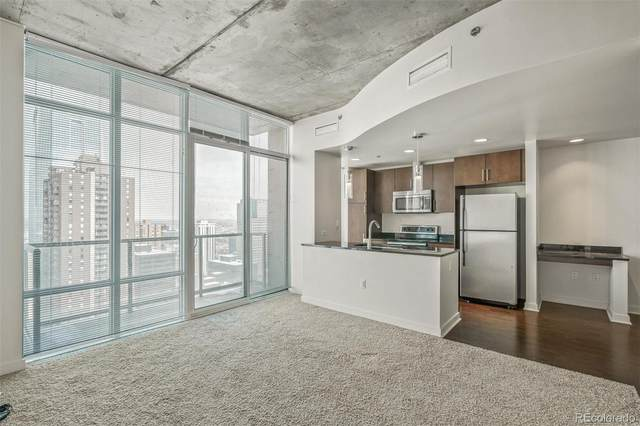 891 14th Street #2605, Denver, CO 80202 (#6295741) :: Re/Max Structure
