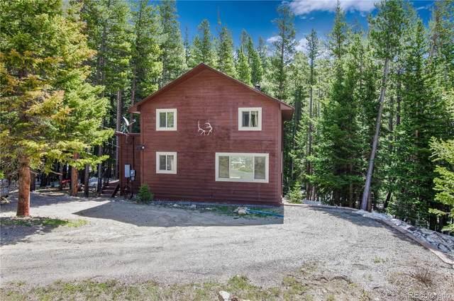 84 Silver Creek Road, Idaho Springs, CO 80452 (#6296285) :: Berkshire Hathaway Elevated Living Real Estate