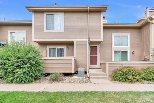 4166 S Mobile Circle E, Aurora, CO 80013 (#6296386) :: The Healey Group