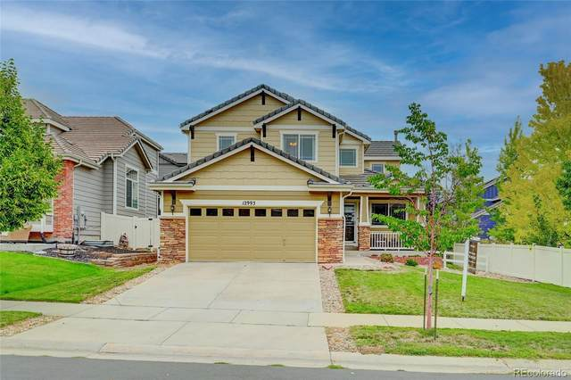 12993 Banyon Circle, Parker, CO 80134 (#6296522) :: Own-Sweethome Team