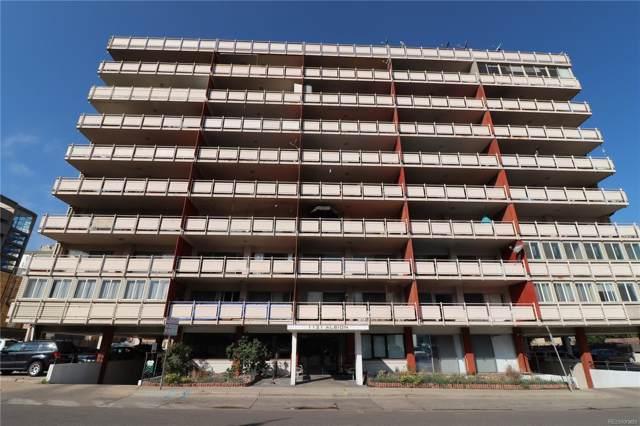 1121 Albion Street #504, Denver, CO 80220 (#6296747) :: True Performance Real Estate