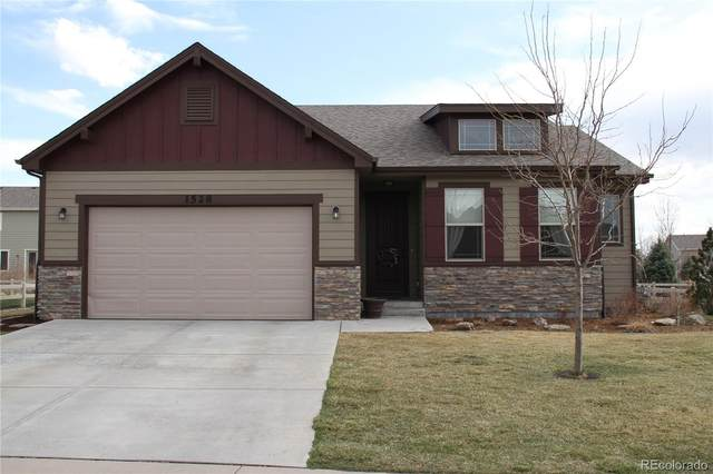 1528 Red Tail Road, Eaton, CO 80615 (MLS #6297026) :: Keller Williams Realty