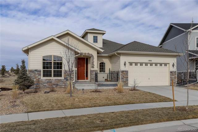 11866 Discovery Circle, Parker, CO 80138 (MLS #6297192) :: 8z Real Estate