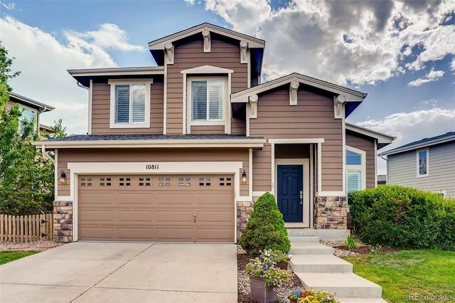 10811 Towerbridge Lane, Highlands Ranch, CO 80130 (#6297219) :: Peak Properties Group