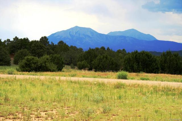 Lot 82 Silver Spurs Ranch, Walsenburg, CO 81089 (#6297487) :: Hometrackr Denver