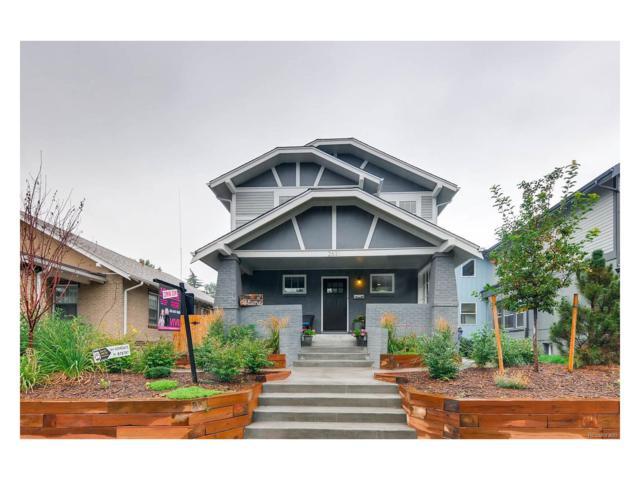 2631 Irving Street, Denver, CO 80211 (#6297628) :: Thrive Real Estate Group