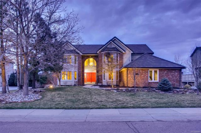 10 Amberwood Lane, Littleton, CO 80127 (#6298068) :: Compass Colorado Realty