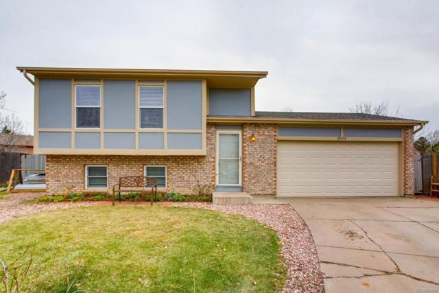 8472 Curlycup Place, Parker, CO 80134 (#6298111) :: The Peak Properties Group