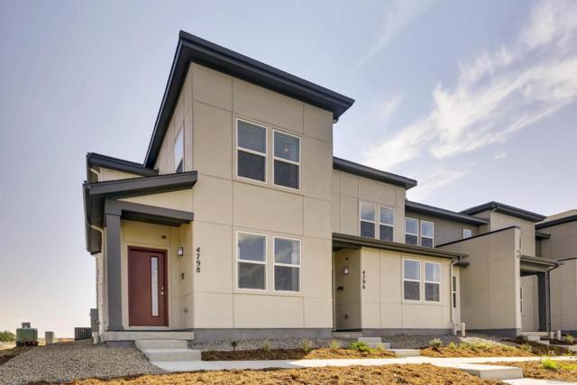 16162 E 47th Place, Denver, CO 80239 (MLS #6298966) :: 8z Real Estate