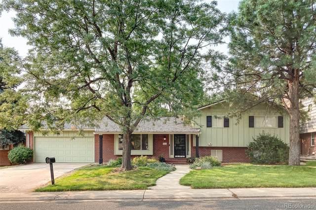 6542 E Ithaca Place, Denver, CO 80237 (MLS #6299036) :: Keller Williams Realty