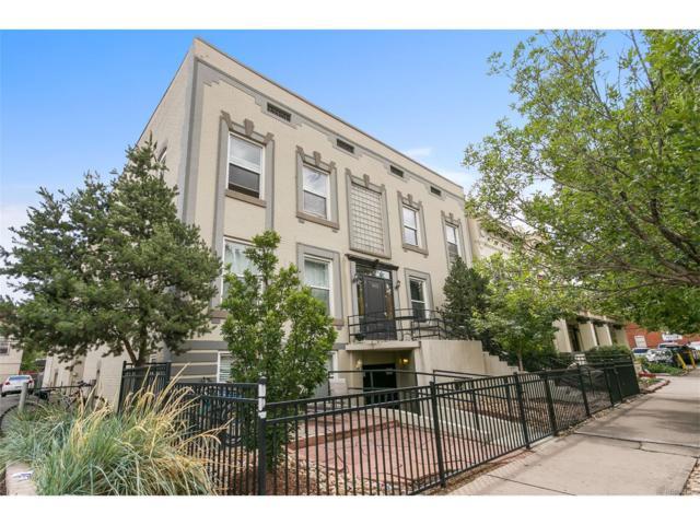 1650 Pearl Street #7, Denver, CO 80203 (MLS #6299053) :: 8z Real Estate