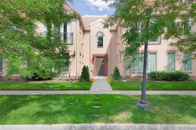 110 S Jackson Street 2B, Denver, CO 80209 (#6299412) :: Kimberly Austin Properties