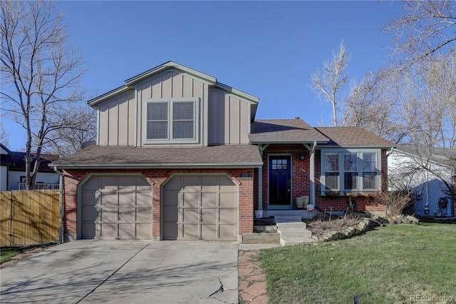 13274 W 65th Drive, Arvada, CO 80004 (MLS #6299419) :: 8z Real Estate