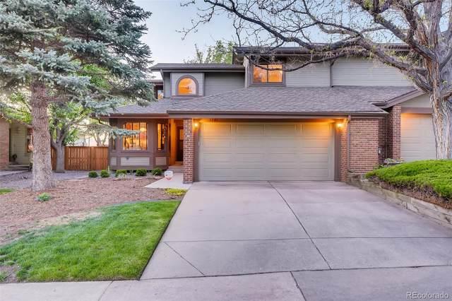 1261 Northcrest Drive, Highlands Ranch, CO 80126 (#6299709) :: HomeSmart