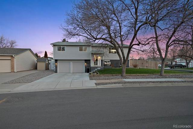 13442 W 72nd Drive, Arvada, CO 80005 (MLS #6300007) :: Bliss Realty Group