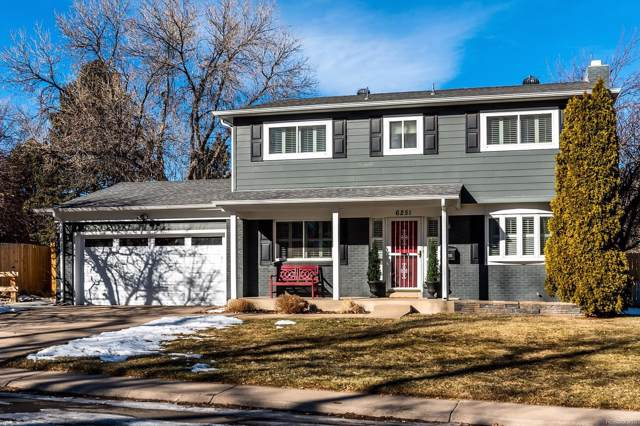 6251 S Adams Drive, Centennial, CO 80121 (#6300240) :: The Healey Group