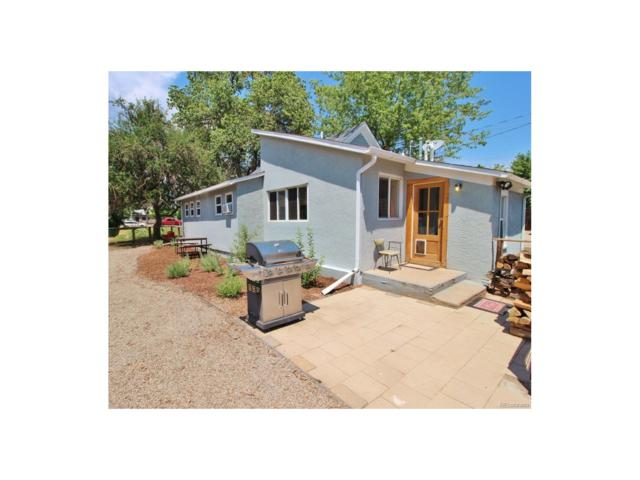 809 S Cascade Avenue, Colorado Springs, CO 80903 (MLS #6300282) :: 8z Real Estate