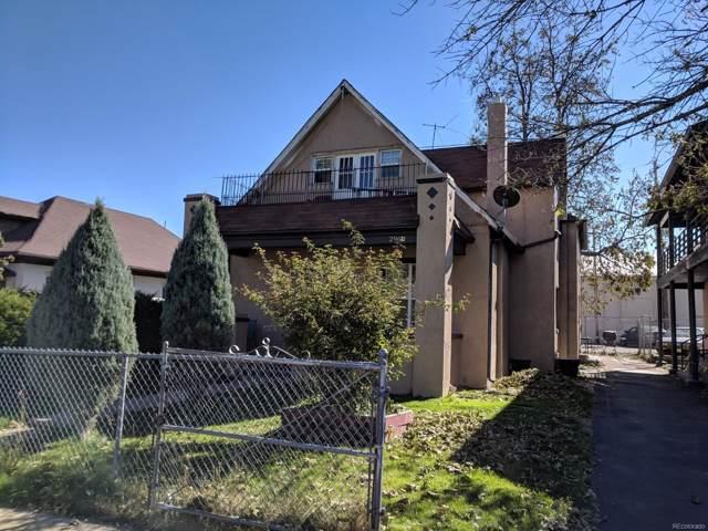 2958 W Denver Place #3, Denver, CO 80211 (#6300406) :: 5281 Exclusive Homes Realty