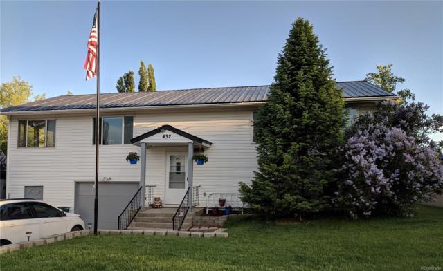 432 Clover Circle, Hayden, CO 81639 (MLS #6300532) :: 8z Real Estate