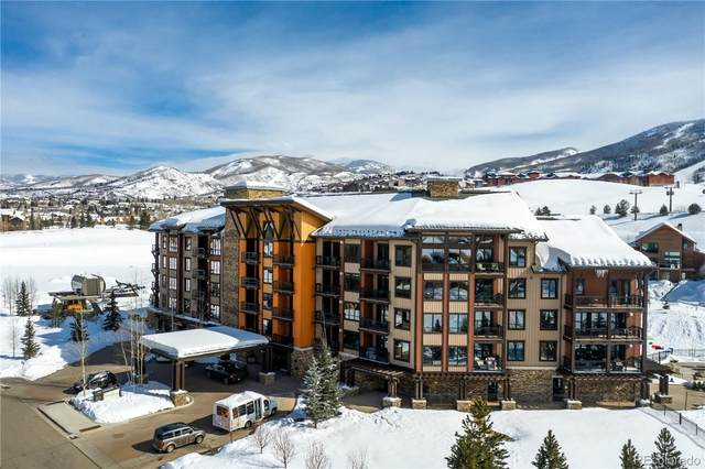 1175 Bangtail Way #3108, Steamboat Springs, CO 80487 (MLS #6300745) :: 8z Real Estate