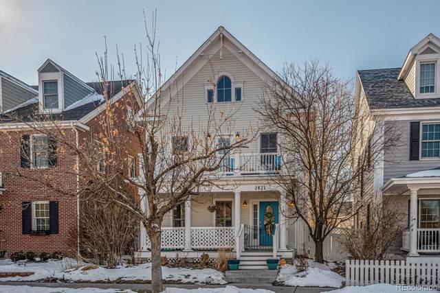 2821 Spruce Street, Denver, CO 80238 (#6300859) :: Wisdom Real Estate