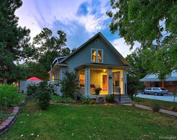 4271 S Elati Street, Englewood, CO 80110 (#6300867) :: Bring Home Denver with Keller Williams Downtown Realty LLC