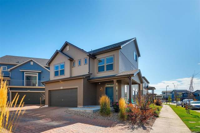 19167 E 54th Place, Denver, CO 80249 (#6300882) :: The Heyl Group at Keller Williams