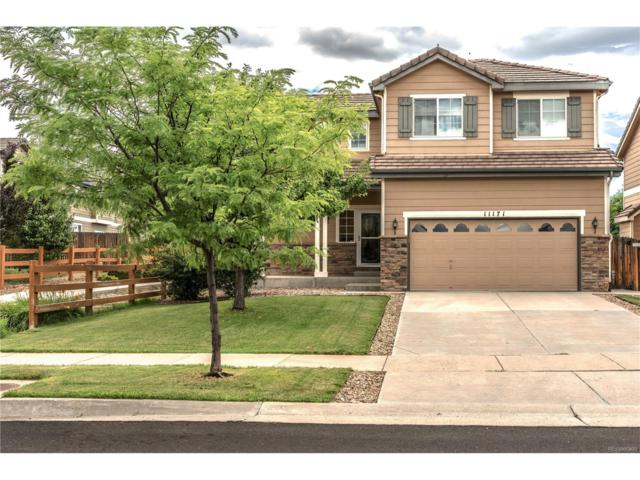 11171 Kilberry Way, Parker, CO 80134 (MLS #6300925) :: 8z Real Estate