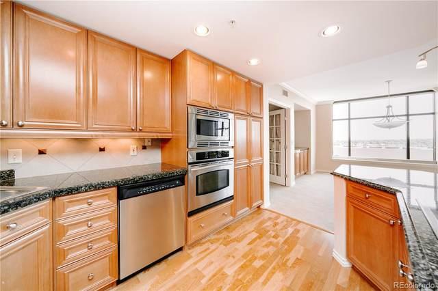 8100 E Union Avenue #1501, Denver, CO 80237 (#6301283) :: Venterra Real Estate LLC