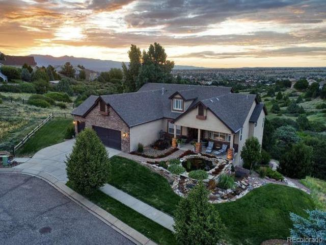5697 Bridlespur Ridge Place, Colorado Springs, CO 80918 (#6301329) :: The Heyl Group at Keller Williams