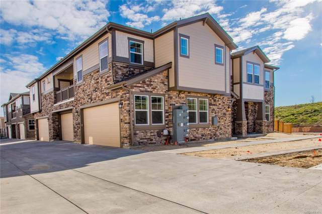 24906 E Calhoun Place B, Aurora, CO 80016 (#6301435) :: The Peak Properties Group