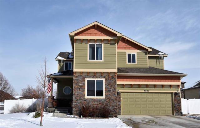 3802 Mount Flora Street, Wellington, CO 80549 (MLS #6301541) :: 8z Real Estate
