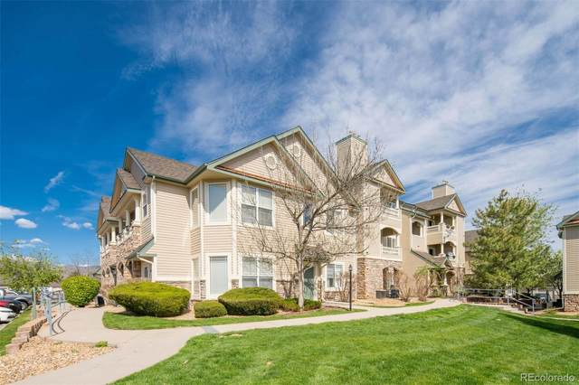 8389 S Independence Circle #11304, Littleton, CO 80128 (#6301702) :: Colorado Home Finder Realty